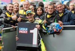 Jorge Navarro pole Moto2 Le Mans 2019