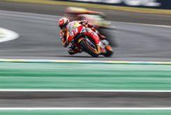 Marc Marquez resumen sabado MotoGP Le Mans 2019