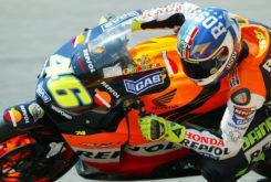 Valentino Rossi MotoGP casco Mugello 2003