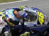 Valentino Rossi casco MotoGP Mugello 2008