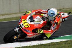 Valentino Rossi casco MotoGP Mugello 2011