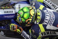 Valentino Rossi casco MotoGP Mugello 2013