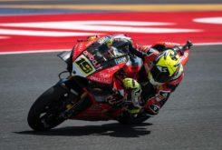 Alvaro Bautista victoria Superpole Race Misano