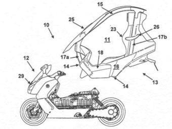 BMW C evolution techo BikeLeaks (2)