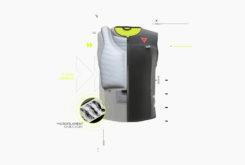 Dainese Smart Jacket airbag seguridad construccion