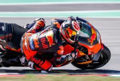 Dani Pedrosa MotoGP KTM RC16 Test Montmelo 2019