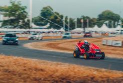 Honda Mean Mower V2 record 160 kmh 06