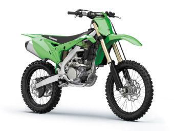 Kawasaki KX250F 2020 23