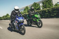 Kawasaki Ninja 125 vs Suzuki GSX R 125 (16)