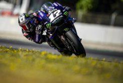 Maverick Vinales MotoGP Test Montmelo 2019