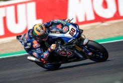 Michael VD Mark victoria WSBK Jerez 2019