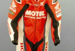 RST Airbag Honda TT Isle of Man