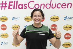 Ana Carrasco campaña #Ellasconducen Midas