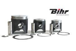 Cuando cambiar pistones segmentos moto enduro motocross 2T Bihr Vertex ProX