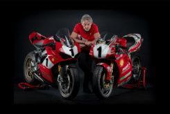 Ducati Panigale V4 25 Anniversario 916 2020 Carl Fogarty