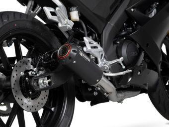 Escape Scorpion Yamaha YZF R125 2019 bihr2