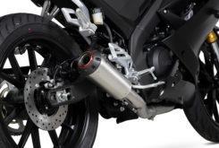 Escape Scorpion Yamaha YZF R125 2019 bihr7