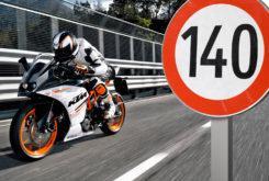 Limites de velocidad Austria 140 kmh