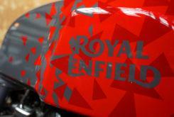 Royal Enfield preparaciones Wheels Waves Nought Tea GT26