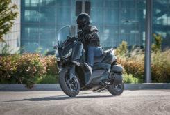 Yamaha Xmax 300 Honda Forza 300 201914