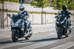 Yamaha Xmax 300 Honda Forza 300 20193