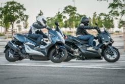 Yamaha Xmax 300 Honda Forza 300 201943
