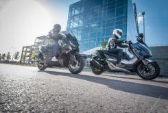 Yamaha Xmax 300 Honda Forza 300 20196