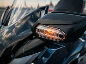 Yamaha Xmax 300 Honda Forza 300 201983