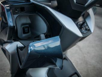 Yamaha Xmax 300 Honda Forza 300 201989