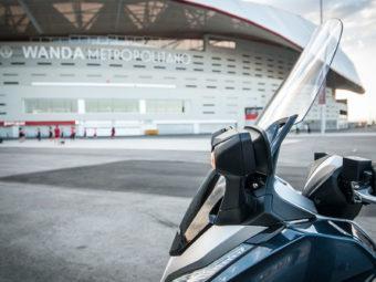 Yamaha Xmax 300 Honda Forza 300 201999