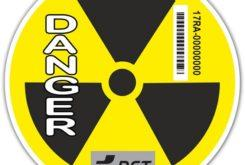 etiqueta dgt danger