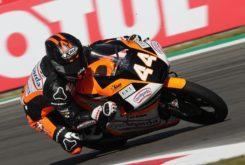 Aaron Canet Carrera Moto3 GP Brno 2019