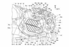 Distribución variable VTEC Honda sh125i Scoopy 2020 patente (2)