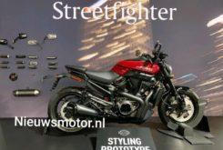 Harley Davidson Streetfighter 975 BikeLeaks