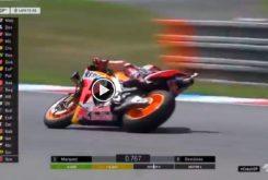 Marc Marquez salvada MotoGP Brno 2019 01