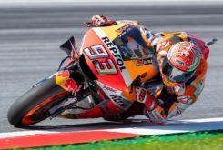 Marc Marquez pole MotoGP Austria 2019