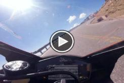 Rennie Scaysbrook lap record onboard video pikes peak 2019