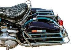 harley davidson flh 1200 electra glide 1976 Elvis Presley maleta
