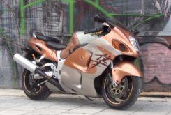 suzuki gsx 1300r hayabusa 1999