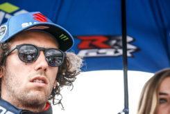 Alex Rins MotoGP Aragon 2019 parrilla