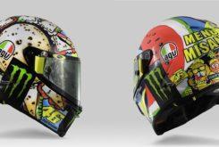 Casco Valentino Rossi MotoGP Misano 2019