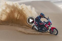 Honda CRF1100L Africa Twin 2020 play
