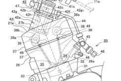 Honda africa twin CRF 1100L 2020 inyeccion directa motor