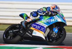 Matteo Ferrari 1 carrera MotoE Misano 2019