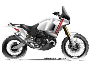 Ducati Desert X Concept 1