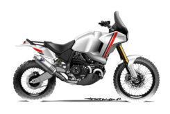 Ducati Desert X Concept