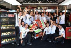Edgar Pons Campeon Europa Moto2