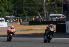 Fabio Quartararo Marc Marquez MotoGP Tailandia 2019 (2)