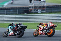 Fabio Quartararo Marc Marquez MotoGP Tailandia 2019 (6)