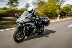 Kawasaki H2 SX SE 2019   apertura